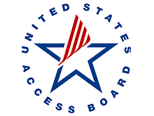 Logo for United States Access Board