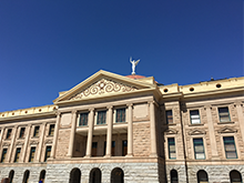 Roll On the Arizona State Capitol 2018
