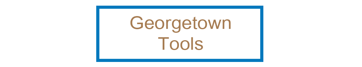 Click here for Georgetown Tools