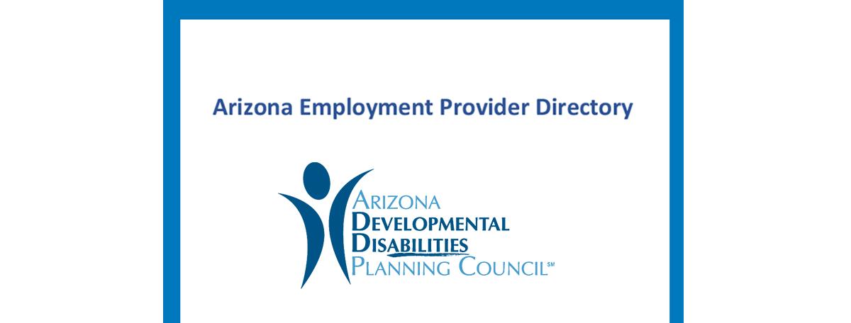 AZ Employment Provider Directory