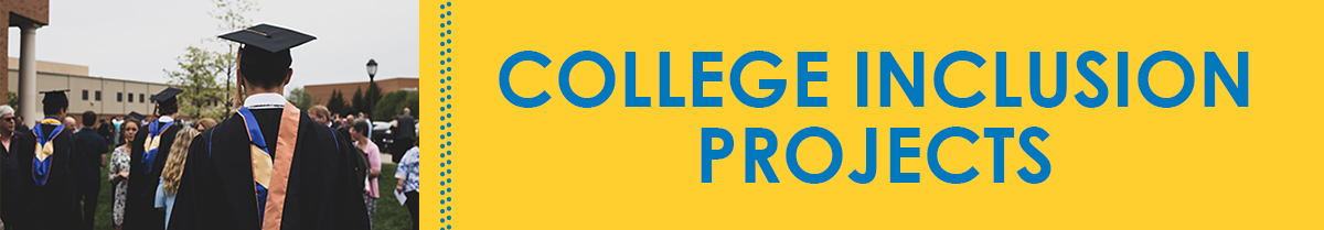 College Inclusion Projects
