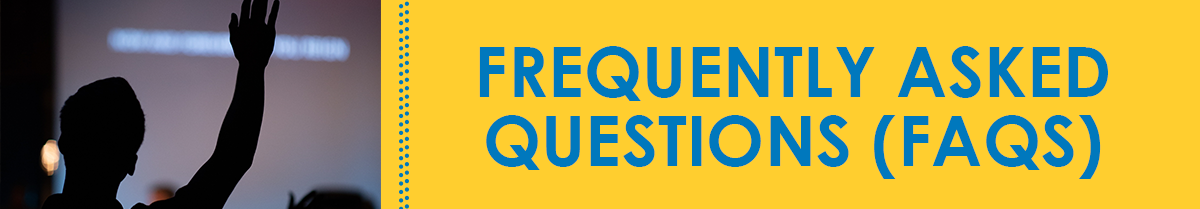 Click here for Frequently Asked Questions about Grants