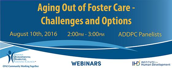 Foster Care Webinar image
