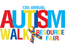 13th Annual Autism Walk and Resource Fair