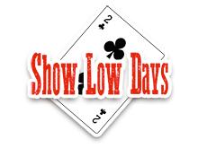Show Low Days