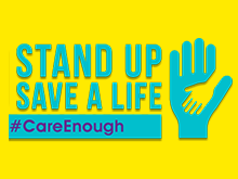 Speak Up Stand Up Save a Life Resource Nights