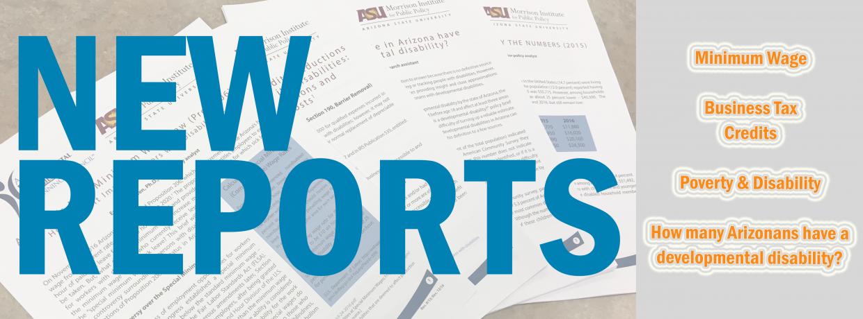New Reports slide