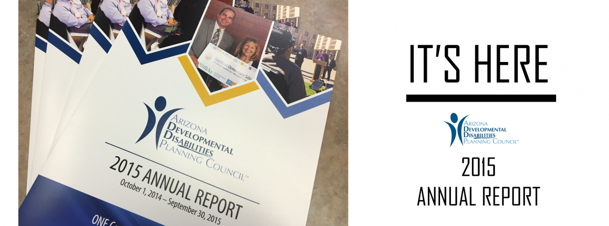 Slideshow image of 2015 Annual Report