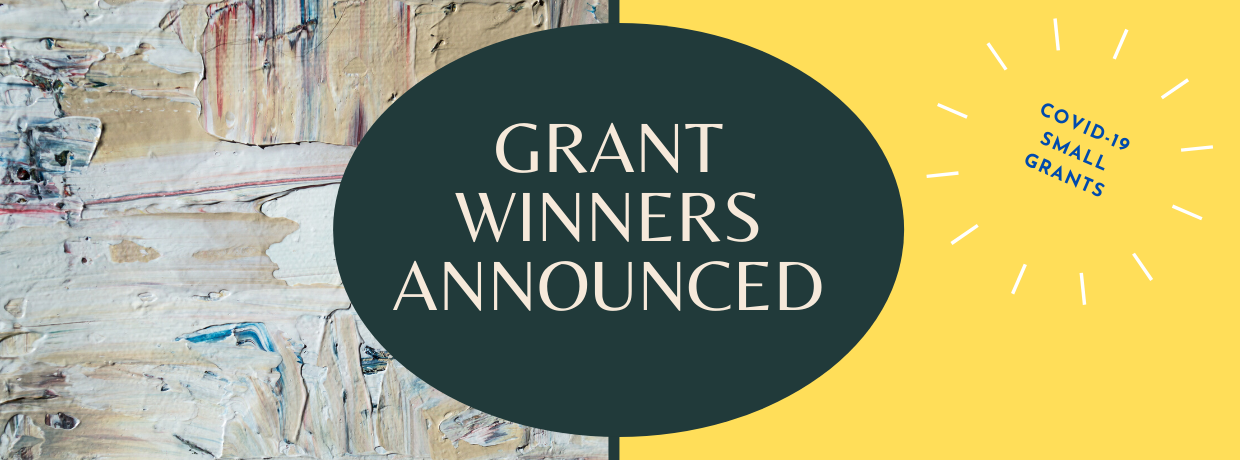 Small Grant Winners Announced